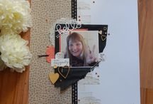 Scrapbooking/Layouts