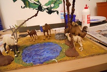 homeschool-dioramas / by Lely Kuty