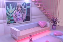 Neon Rooms