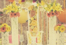 Citrus themed party