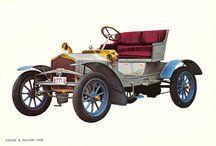 vintage autó