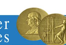 Pulitzer Prize Winners / The Pulitzer Prize is named for journalist Joseph Pulitzer and is awarded annually to works determined by the Pulitzer Prize Board to be distinguished.  For a complete list of winners go to http://www.pulitzer.org