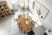 DINING AREA / #dining #diningroom #food