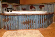 new bathroom / by Brandi Boling