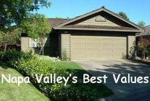 Napa Valley's Best Real Estate Values / by Curtis Van Carter