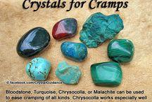 Crystals and Maditation