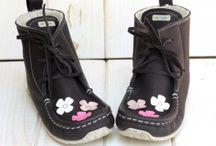 barefoot walk