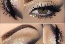 Nagelpflege und Make-Up