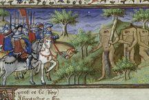 Medieval bizzar