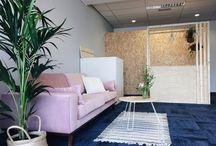 WEDDINGDECO INTERIEUR | TELEUKEVENTDESIGN / Concept en uitvoering kantoor interieur