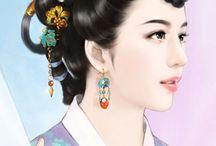 woman asia