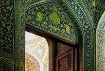 Architecture of India / Umění islámské, indické