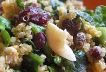 Recipes - Salads / by Rose Lopes