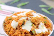 Quinoa recipes / by Amy Agee