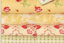 Quilting Fabrics Yellows & Golds