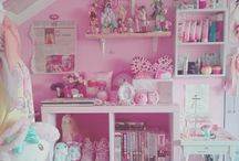 my KAWAII room