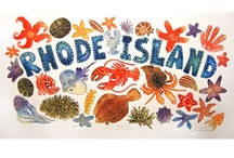 Rhode Island themed / Maybe not from Rhode Island, but all about Rhode Island / by I {heart} Rhody