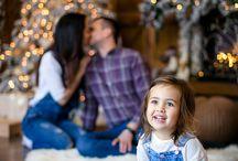 Подборка детских и семейных фотосессий