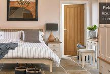 Mark Webster - Padstow Bedroom