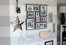 Decorating & Gallery wall