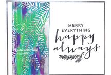 2016 Stampin' Up! Holiday Catalog / It's time for holiday crafting! Learn some new techniques and see new products.