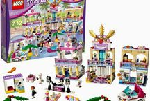 LEGO Review: LEGO Friends Heartlake Shopping Mall - 41058