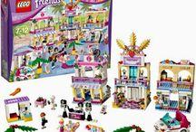 LEGO Review: LEGO Friends Heartlake Shopping Mall - 41058