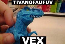 T-rex / Lovely T-rexes ❤️