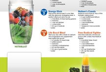 Healthy Drinks, Immune Boosters, Cleansing Drinks etc.
