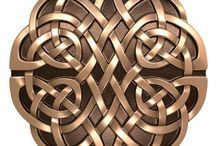 Celtic patterns / keltské vzory