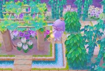 Animal crossing town photos