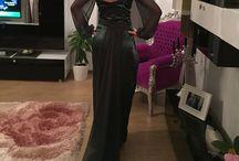 Elly / Green dress