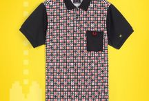 Fred perry x pac man