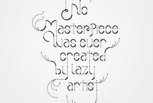 words of caracter