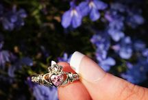 Claddagh Ring For Christmas / Some lovely stock in store and online at thecladdagh.com