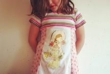 DIY  clothes for little girls