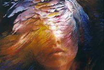 Art - Akiane Kramarik / Art from visions