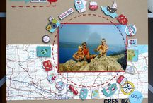 Scrapbooking/Vacations