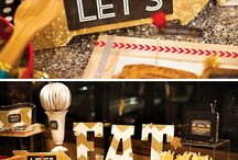Glamour & Fashion ♡ Sweet Tables / Fashion party themes