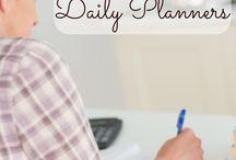 Planner diaries