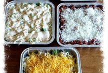 freezer meals / by Caitlin Britton