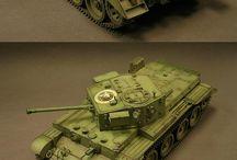 Ian - Armour Models WW1 to WW2