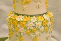 wedding cakes / by Dawn Marie Oswald
