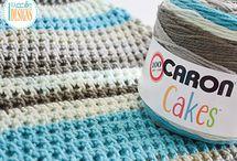 Caron Cake colours