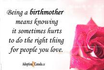 birthmom strong ♡ / by Rachel Spacht