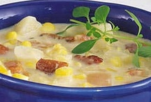 Potato Soups / by Better With Reds