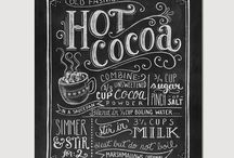 Chalkboard ideas