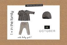 1+ in the family / Abbigliamento neonato