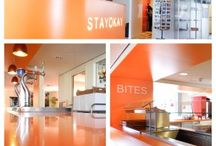 Stayokay / Youth Hostel Travel Design Interior Furniture