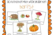 herfst / herfst groep 1 en 2